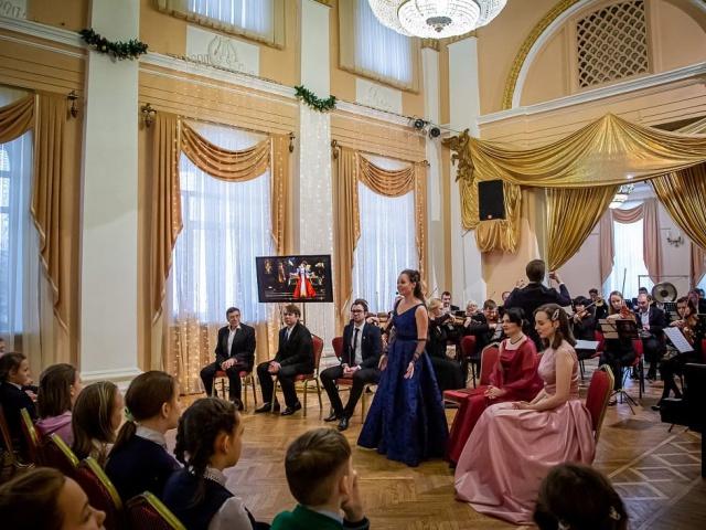 Театральные уроки в Новоуральске