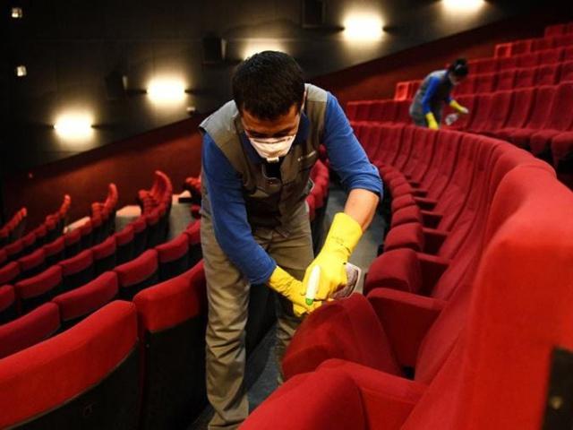 Когда заработают кинотеатры?