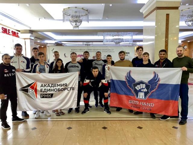 Новоуральцы успешно выступили в Санкт-Петербурге